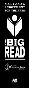 Big Read Black and White Logo